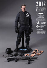 "LT JIM GORDON S.W.A.T. EXCLUSIVE BATMAN THE DARK KNIGHT 1/6 12"" FIGUR HOT TOYS"