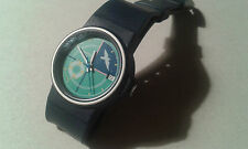 Nuevo - AWATCH - Reloj caucho azul - No funciona - Quartz - Item For Collectors