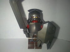 Lego Lord of the Rings Hobbit Orc Uruk Hai with Shield Sword Armor Helm