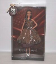 MINT! BARBIE HERSHEY DOLL  2009 ~ 50TH ANNIVERSARY ~SILVER LABEL~NRFB