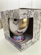 Primark Disney's Beauty and the Beast Chip Teacup / Mug - WORLDWIDE SHIPPING!!!