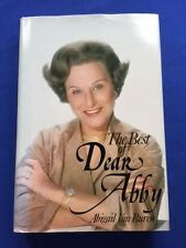 THE BEST OF DEAR ABBY - FIRST EDITION INSCRIBED BY ABBY TO WRITER IRVING STONE