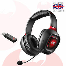 Creative Sound Blaster Tactic3D Rage Wireless Gaming Headset with SBX (PC/MAC)