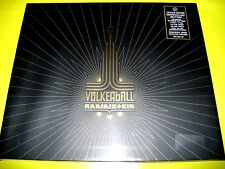 RAMMSTEIN - VÖLKERBALL / LIMITED EDITION LIVE WELTOUR 2 DVD + 2 CD - NEU & OVP