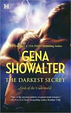Lords of the Underworld: The Darkest Secret by Gena Showalter (2011, Paperback)