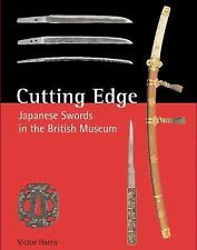 Cutting Edge: Japanese Swords in the British Museum Book~Samurai~Katana~NEW HC