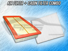 AIR FILTER CABIN FILTER COMBO FOR 2009 2010 2011 2012 2013 MAZDA 6 - 3.7L ONLY