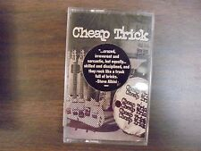 "NEW SEALED ""Cheap Trick"" Cassette tape         (G)"