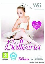 DIVA BALLERINA=NINTENDO Wii=FIT/BALANCE BOARD COMPATIBLE=U=BALLET MOVES=LEARN