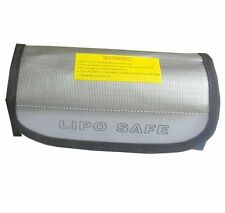 LiPo Battery Safe Guard Charging Protection Explosion-Proof Bag 185x75x60mm I