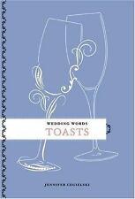 Wedding Words: Toasts-ExLibrary