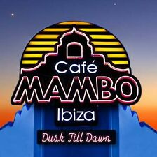 Cafe Mambo, Ibiza - Dusk Till Dawn - New Double CD Album
