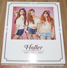 TAETISEO TTS GIRLS' GENERATION Holler 2ND MINI ALBUM CD + POSTER IN TUBE CASE