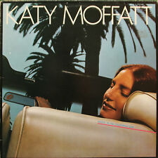 "12"" Katy Moffatt "" Kissin`in the California Sun "" CBS Rec. 1977  CBS 824 32  (8)"