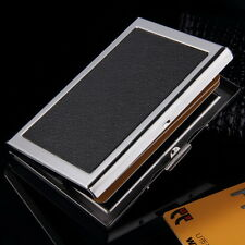 Waterproof Aluminum Business ID Credit Card Wallet Holder Pocket Case Box BE