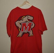 Mens Nike Team University of Maryland Terrapins Fear the Turtle T-Shirt size XL