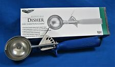 VOLLRATH Disher 47143 *US MADE* Commercial Portion Control Scoop -Size 16- 2 oz