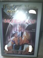 "DVD FILM + COVER ""LE SACERDOTESSE"" - ORIGINALE - ED.BLCOMM-SERIE""THE CULT MOVIE"""