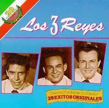 Tesoros Musicales by Los Tres Reyes (CD, Apr-1990, Orfeon)