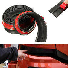 Car Lip Skirt Protector Front Bumper Spoiler Side Rubber Strip Trim New Trendy