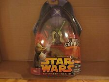 Star Wars - Revenge of the Sith  Yoda  Firing Cannon  NOC  (1016DJ14) 3