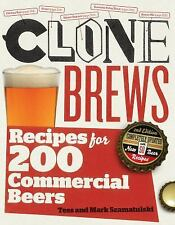 CloneBrews : Recipes for 200 Commerical Beers