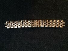 Watch Band, 18k solid gold, mens, Terrific condition