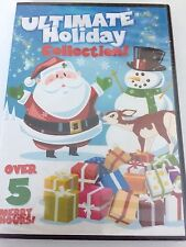 Ultimate Holiday DVD 27 Christmas Classice Over 5 Hours New Sealed