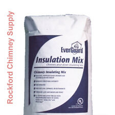 Chimney Insulation Mix - EverGuard Pour-Down Chimney Liner Insulation