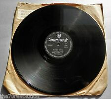 Bill Haley And His Comets - Rudy's Rock UK Brunswick 78rpm Single