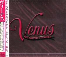 Venus: Best Girl-Hits Of The World - Japan CD - NEW