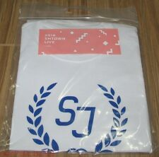SUPER JUNIOR SJ 2014 SMTOWN SM TOWN LIVE OFFICIAL GOODS LOGO T-SHIRT SEALED