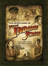 Adventures of Young Indiana Jones, Vol. 2 [9 Discs] (2007, DVD NIEUW)9 DISC SET