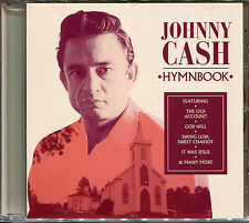 JOHNNY CASH HYMNBOOK CD - SWING LOW SWEET CHARIOT, THE OLD ACCOUNT & MORE