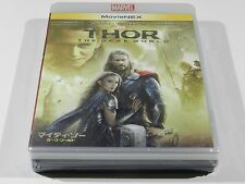 Thor 2 The Dark World 3D+2D Blu-ray Steelbook [Japan] MovieNex Edition