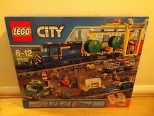 Lego City 60052 Cargo Train - Brand New and Sealed