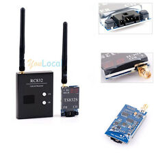 Boscam 40CH 5.8G 600mw 5 Km Wireless AV Transmitter TS832 Receiver RC832 For FPV