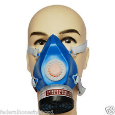 Gas Mask with Filter Protection anti-virus and a half mask Respirator Mask FDMJ