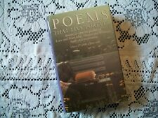 Poems That Live Forever (Hazel Felleman, Copyright 1965 HCDJ)