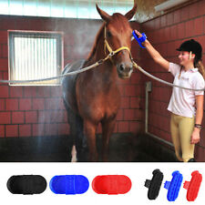 SHIRES PLASTIC CURRY COMB Remove Mud Dirt From Horse Random Color Brush