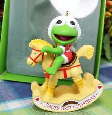 Enesco Kermit Baby's First Christmas 1984