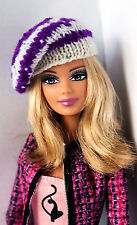 Barbie Doll Fashion Fever Blonde Hybrid Fully Articulated Redressed