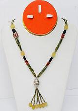 orient afghan nomaden Frauen Halskette aus Afghanistan Shah Maqsood necklace NoA