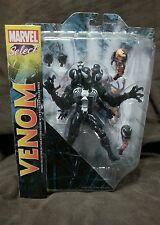 Marvel Select Venom Eddie Brock 7in Action Figure Diamond Select Toys