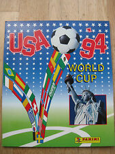 Panini Album WM 1994 USA 94, int. Leeralbum/empty album, good cond./guter Zust.