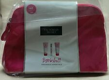 Orig Victoria's Secret BOMBSHELL SET: EDP 7ml+Wash100ml+Lotion100ml+ClutchBag