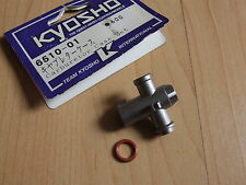KYOSHO, SPIDER, GS11 CARBURETOR CASE SET, VINTAGE, 6510-01