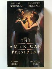 The American President [VHS] Michael Douglas, Annette Bening, Martin Sheen,