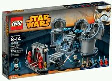 Lego Star Wars Death Star Final Duel 75093 with Birthday Table Decoration 40153