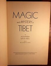 Magic And Mystery In Tibet, 1932, Inspired Kerouac